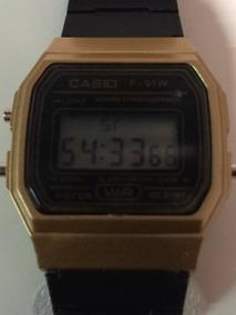 Lote 10 Reloj F91 Plastico