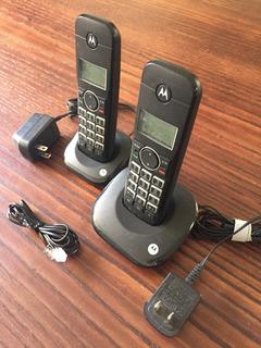 Teléfonos Inalámbricos Motorola 550id