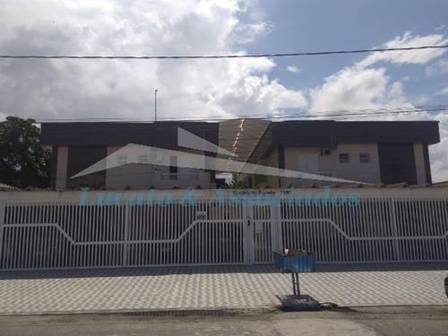 Imagem 1 de 15 de Sobrado Em Condominio Fechado Para Venda Tude Bastos, Praia Grande Sp - So00050 - 3112714