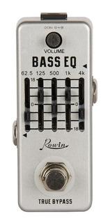 Eq Bass ( Ecualizador De Bajo) Rowin