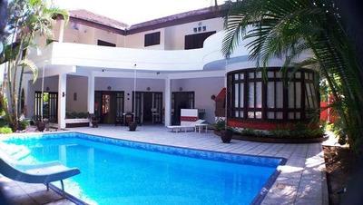 Casa Com 4 Dormitórios, Condomínio Hanga Roa,, Bertioga/sp - Codigo: Ca0212 - Ca0212