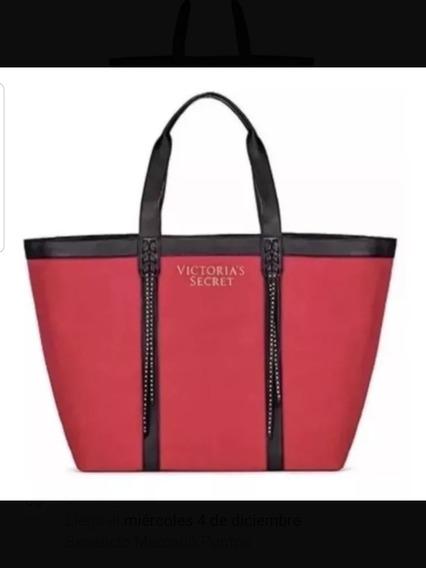 Bolso Victorias Secret Rojo