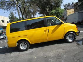 Chevrolet Astro Safari 1992 Pagos Al Corriente