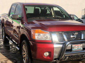 Nissan Titan 5.6l Sl Texas V8/ 4x4 At 2014
