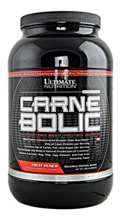 Carne Bolic Hydrolyzed Beef Protein Isolate 1.85 Lb Ultimate