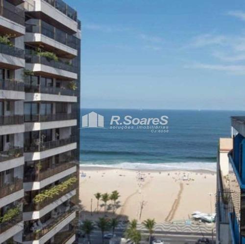 Apartamento-à Venda-copacabana-rio De Janeiro - Cpap40088