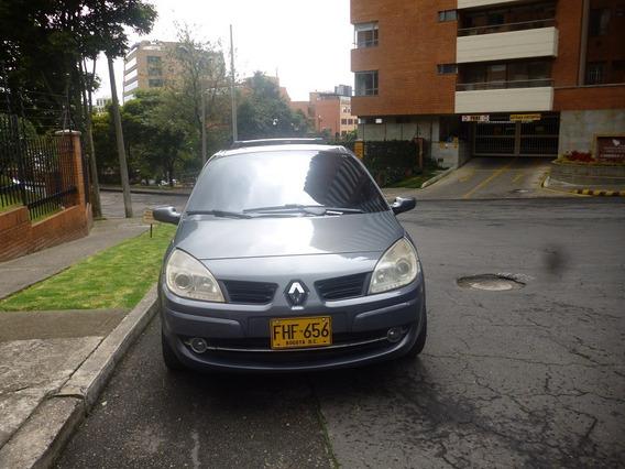 Renault Gran Scenic 7 Puestos