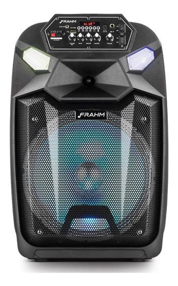 Caixa De Som Amplificada Multiuso Frahm Ativa Frahm Cm 650 Bt 700w