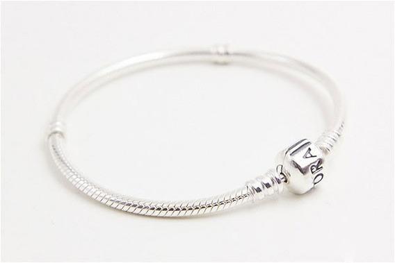 Pulseira Bracelete Pandora Oferta E Barato 925 18 20 21 22cm