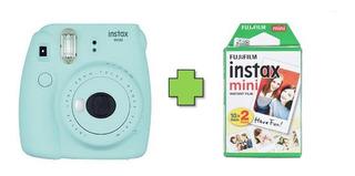 Cámara Instantánea Fujifilm Instax Mini 9+ 20 Láminas