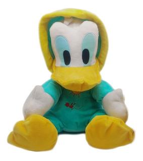 Pato Donald Peluche 50 Cm Con Pijama
