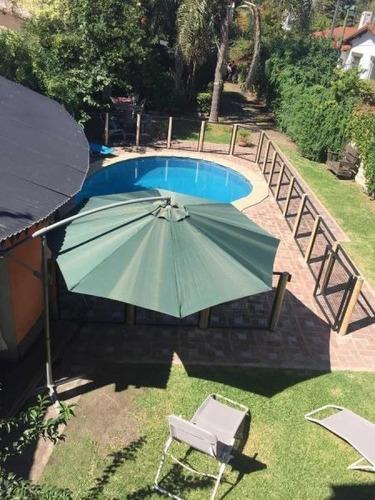 Casa 5 Ambientes Con Cochera, Jardin, Piscina