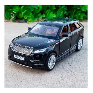 Miniatura Range Rover Velar Preta Premium Land Rover - 1:32