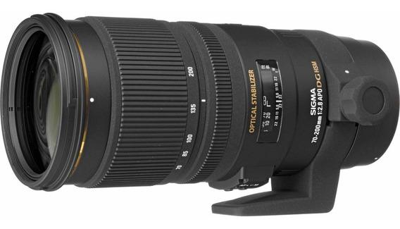 Lente Sigma 70-200mm F2.8 P Ef Canon
