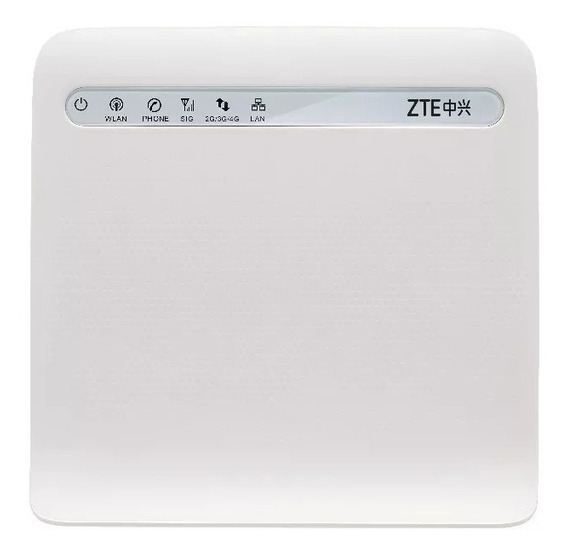Zte Mf253v | Modem Router 4g | Wifi | Internet | Movistar