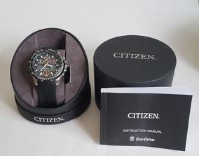 Relógio Citizen Jy0001-00e - Skyhawk - Eco Drive