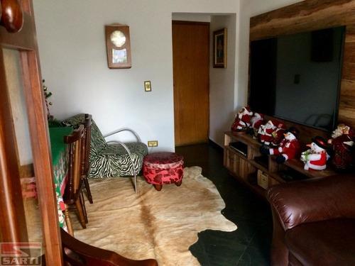 Sacada Envidraçada , 3 Dormitórios ( 1 Suíte ) 1 Vaga - St16691