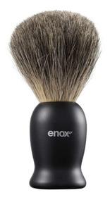 Belliz Enox Pincel De Barba Premium Cerdas Naturais