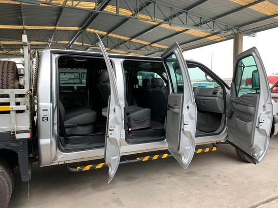 Ford F4000 4x4 Ano 2019 Cabine Tripla Em Aço Original Ford