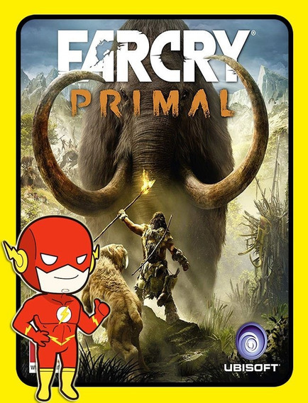 Far Cry Primal Pc - Uplay Key (envio Flash)