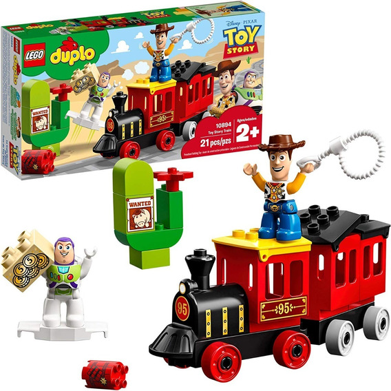 Lego Duplo Disney Pixar Toy Story Train 10894 Grande