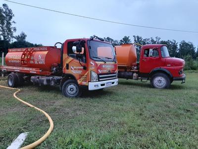 Desagotes - Camion Atmosferico - Pozos - Biodigestores -