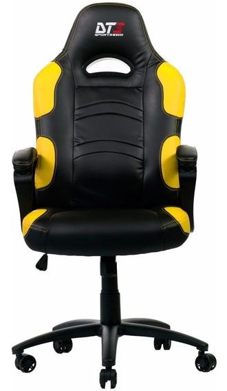 Cadeira Gamer Dt3 Sports Gtx Yellow + Nfe