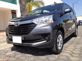 Divina Camioneta Toyota Avanza Premium Manual 2016