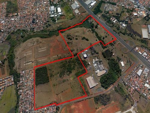 Área Industrial À Venda Em Sumaré - Ar00086 - 69207910