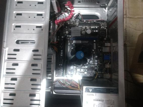 Cpu Core I5 2310 4gb Ddr3 Hd 500 Gb +gravador De Dvd