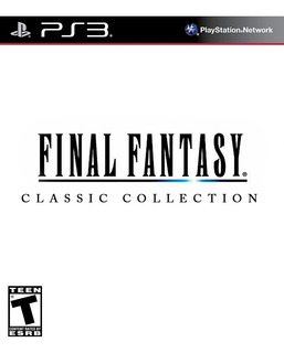 Final Fantasy Classic Collection Ps3 Español Gcp