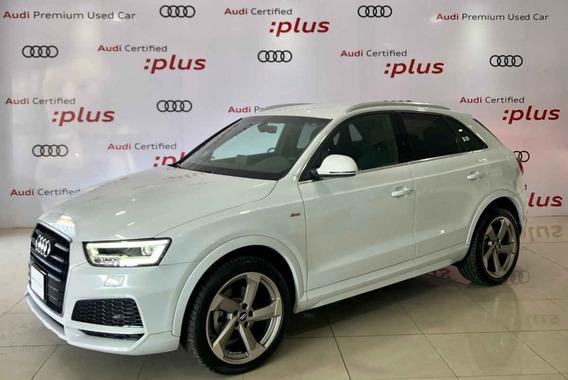 Audi Q3 5p S Line L4/2.0/180/t Aut