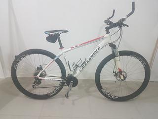 Bicicleta Bike Cannondale Trail Six Mtb Aro 29 - L