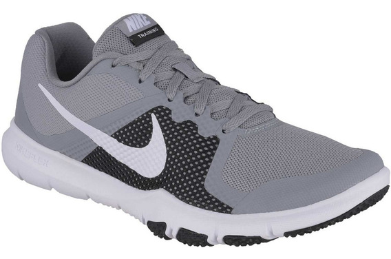 Zapatillas Nike Flex Control Hombre Gris