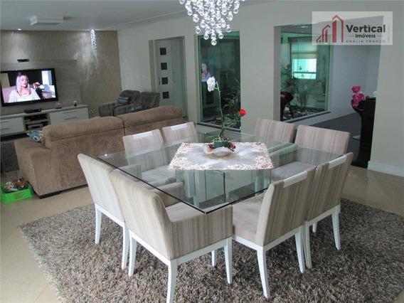 Sobrado Com 4 Dormitórios À Venda, 400 M² Por R$ 2.200.000 - Vila Carrão - São Paulo/sp - So1350