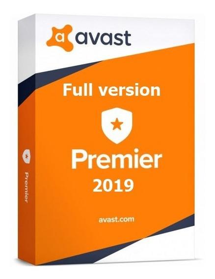Avast Premier Original + Cleanup + 6 Pc