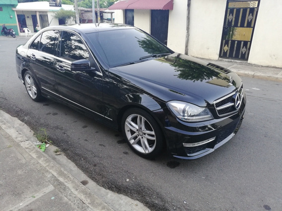 Mercedes-benz C300 4matic 2013
