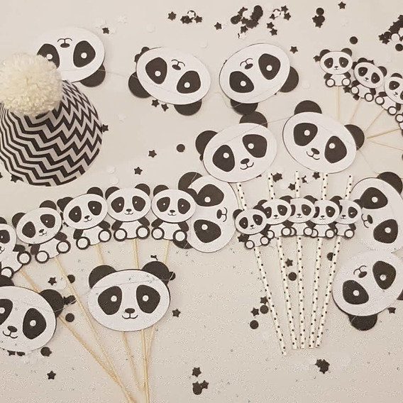 Partybox Cumple Panda