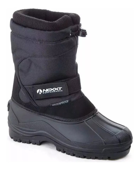 Botas Térmicas Impermeables Para Lluvia Y Nieve Presky Nexxt