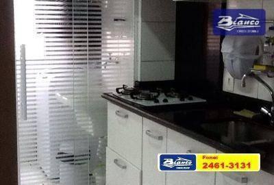 Imagem 1 de 9 de Apartamento Residencial À Venda, Vila Moreira, Guarulhos - Ap1008. - Ap1008