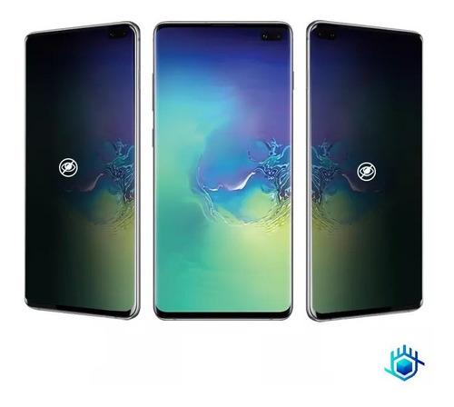 Mica Galaxy Hidrogel Privacidad Mate Protector Anti Espia 3d