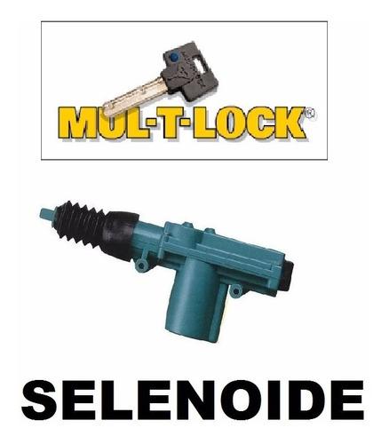 Selenoides Individuales Seguros Eléctricos