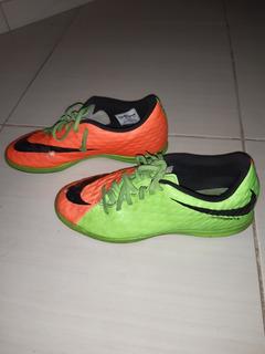 Tênis-chuteira Nike Hipervenonx
