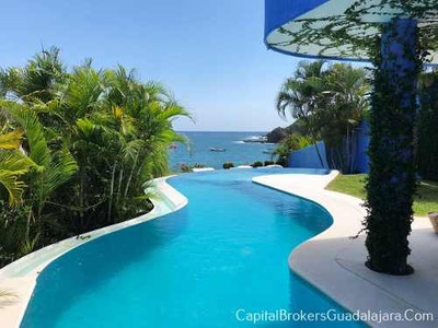 Luxury Residences For Sale Near Puerto Vallarta -careyes