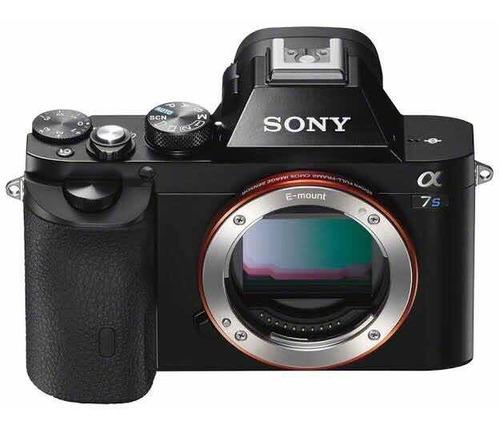 Kit Sony A7s + Lente Fe 2-28 Promoção