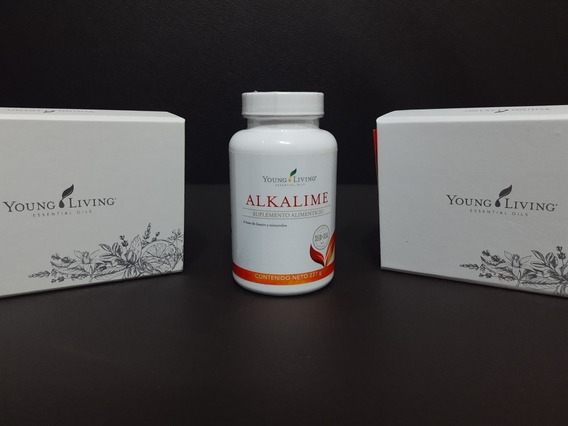Alkalime Young Living Seed To Seal