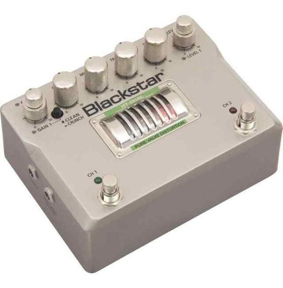 Pedal Guitarra Valvulado Blackstar Ht Dual Pure Valve