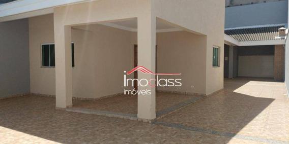 Casa Com 3 Dormitórios À Venda, 130 M² - Vila Santa Maria - Americana/sp - Ca1033