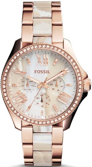 Reloj Original Dama Marca Fossil Modelo Am4616
