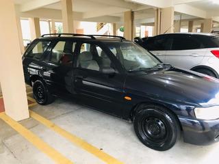 Ford Escort Gl 1.6 8v Sw Perua